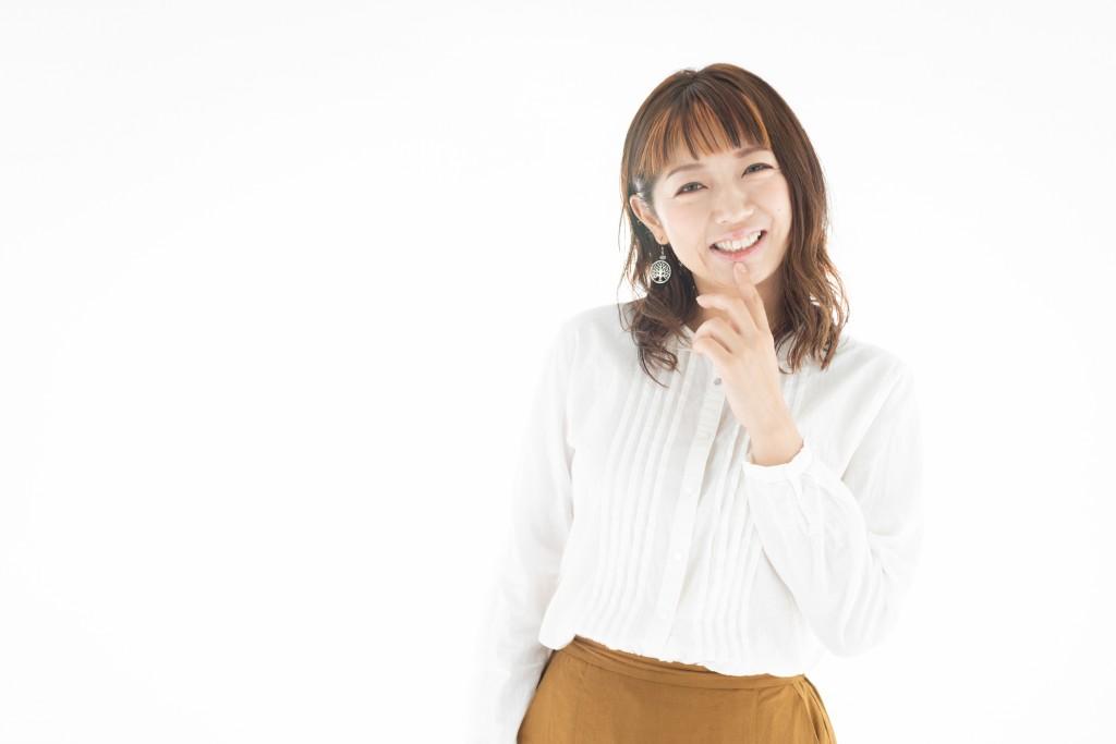 起業女性プロフィール写真