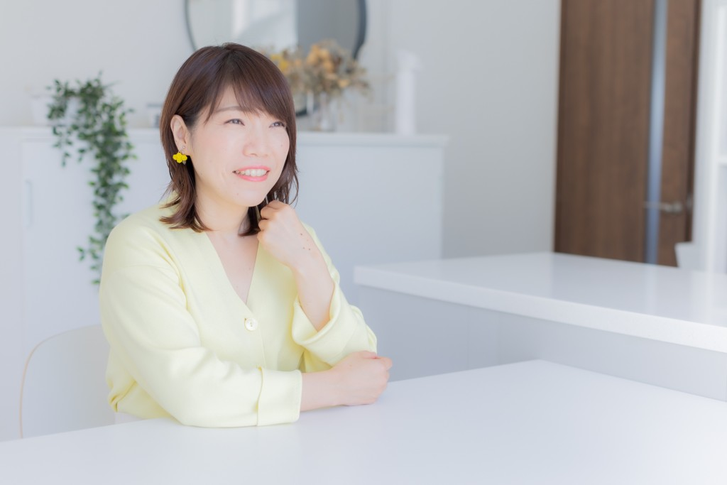 美容家プロフィール写真